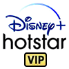 Disney hotstar VIP access is free for all the latest movies and shows.