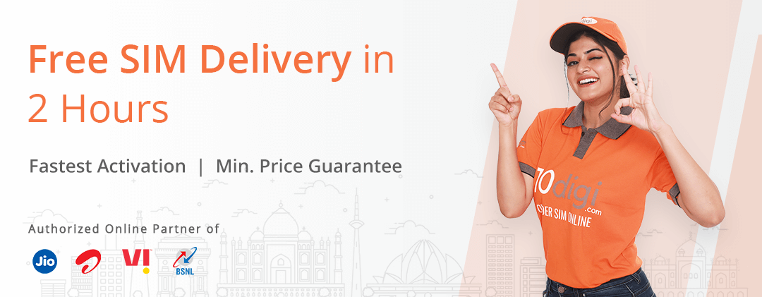 Sim card home Delivery