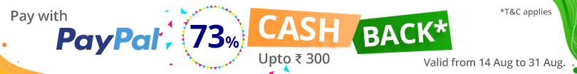 10digi PayPal Cashback offer
