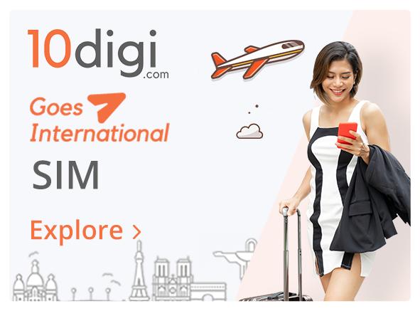 10digi International SIM